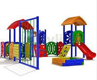 Детский игровой комплекс уличный «Детский сад 3», фото 1