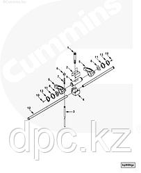 Болт крепления коромысла Cummins C Series 3901617