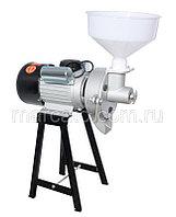 Akita jp ML-MA (алюминиевая голова 3,5 КВт) электрическая жерновая мельница для помола зерна и зерновых в муку, фото 1