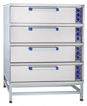 Шкаф пекарный ЭШ-4К Абат