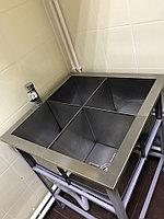 Ванна моечная для санитарной обработки яиц Фин