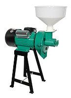 Akita jp AKMJP-20 электрическая жерновая зерновая мельница для муки из зерна, бобовых, сои, специй, фото 1