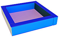 Сухой бассейн квадратный 1200х1200 (без шаров)