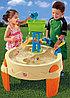 Столик  для игр с водой «Водный парк»