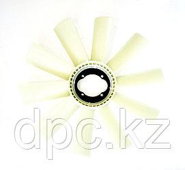 Крыльчатка вентилятора D-520  (10 лопастей) для Cummins B3.9, ISF3.8 КАМАЗ-4307, ПАЗ, КАВЗ 040001691