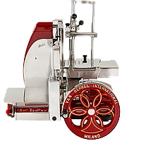 Слайсер - ломтерезка Berkel Volano B116SA, цвет красный, фото 1