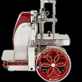 Слайсер - ломтерезка Berkel Volano B116SA, цвет красный