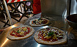 Akita jp Pizza Party  итальянская дровяная печь для выпечки пиццы на дровах, красная, фото 4