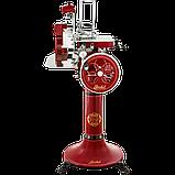 Слайсер - ломтерезка Berkel Volano Tribute, цвет красный, фото 3