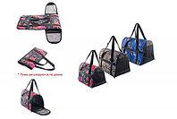 Переноски-сумки для кошек и мелких собак
