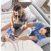 Надувная кровать с подголовником, Intex 64448, Алматы, фото 2