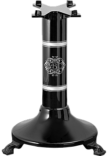 Berkel Piedistallo P15 подставка под слайсер - ломтерезку, цвет черный