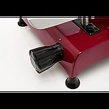 Berkel Red line 250 красный слайсер - ломтерезка, фото 5
