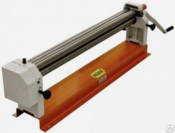 Ручной настольный вальцовочный станок Stalex W01-0.8х915