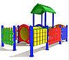 Детский игровой комплекс для улицы «Дворик3»