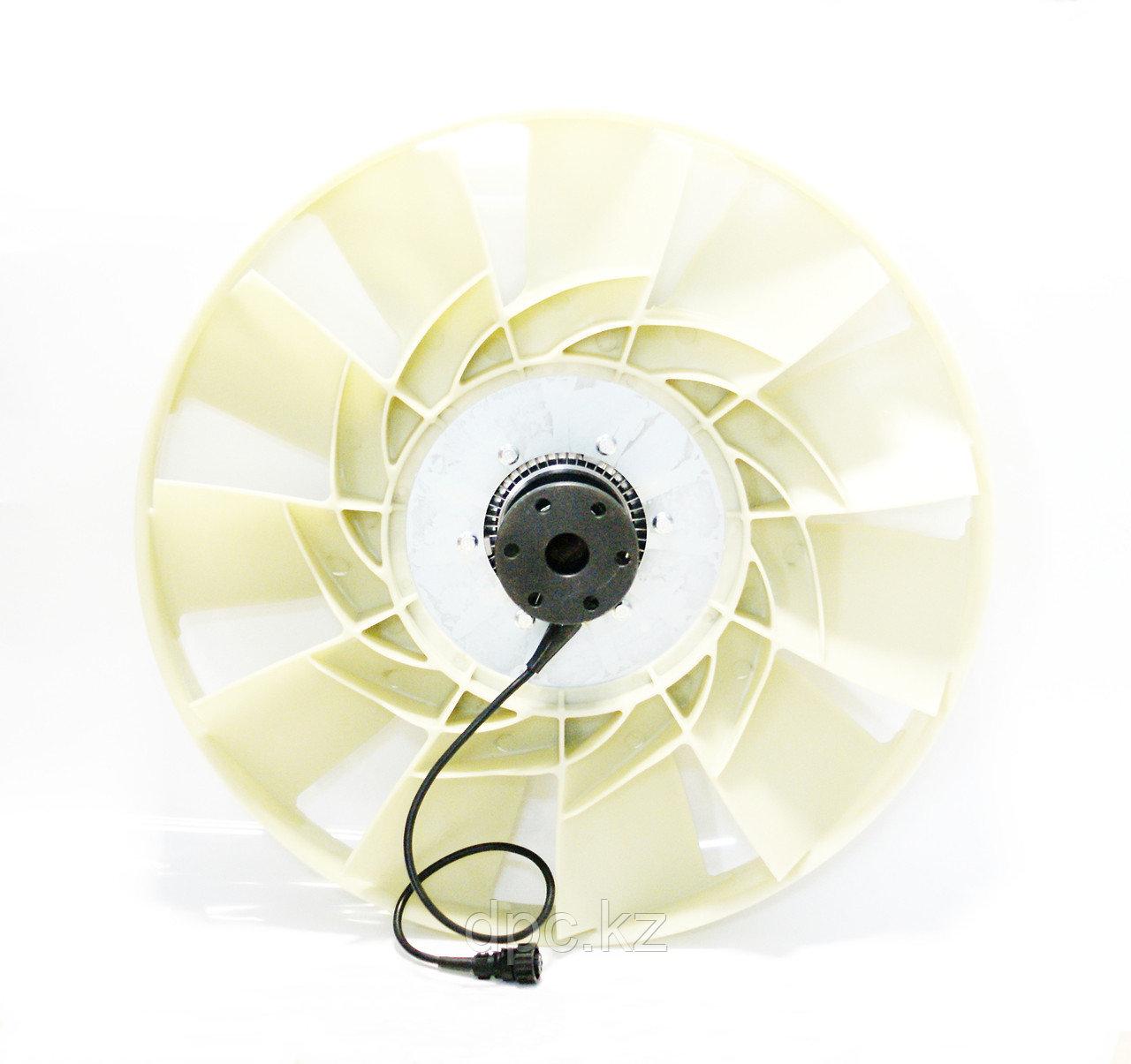 Вентилятор с муфтой D-650 для Cummins 6ISBe Евро 4  020005338