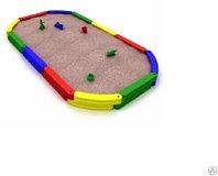 Детская песочница для дачи «Колизей»
