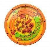 Круглый настенный игровой модуль «Spinball», фото 1