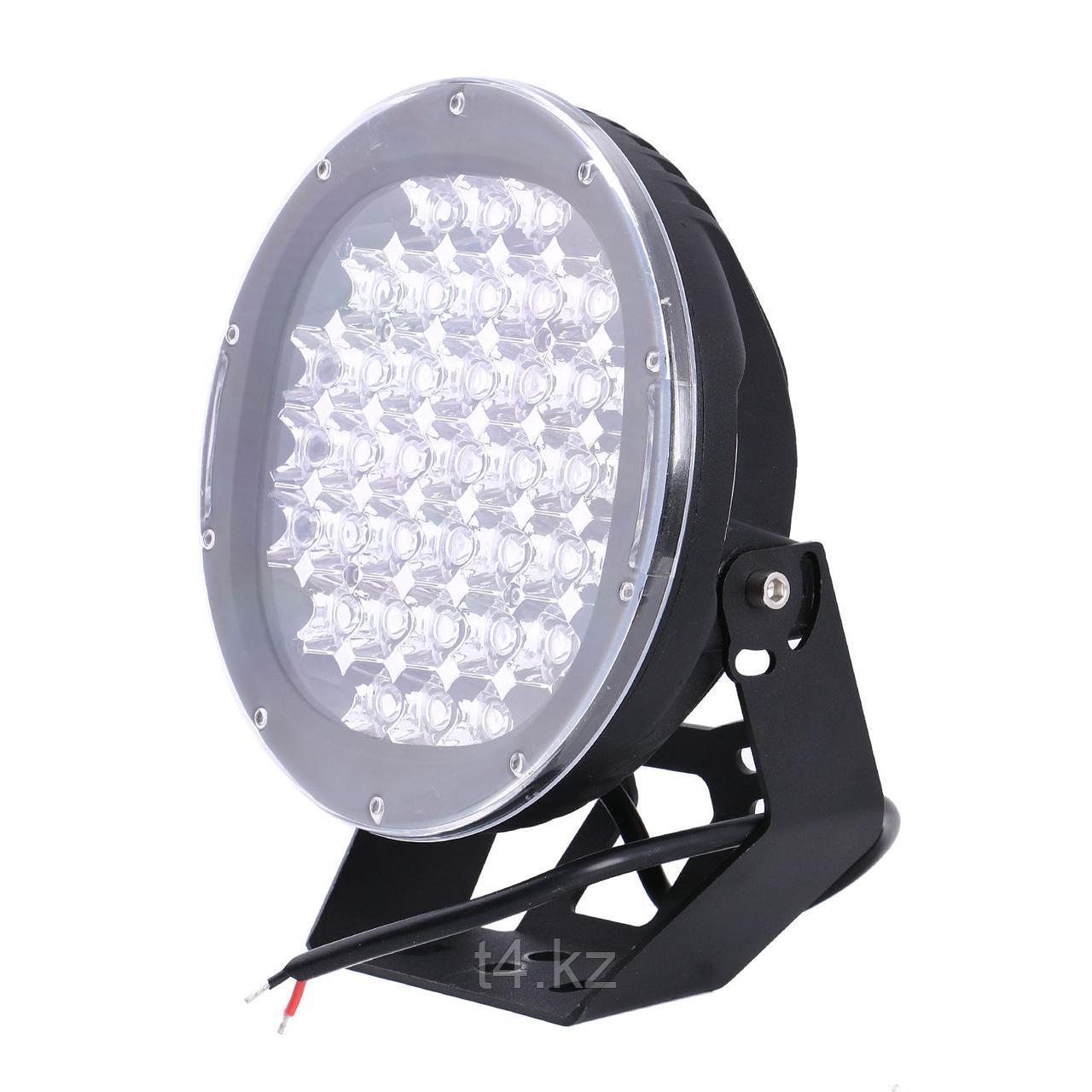 Фары дополнительного света светодиодные 228мм / 185W- T4