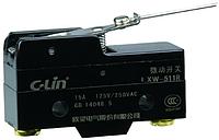 Микровыключатель LXW-515R
