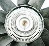 Вентилятор с вязкостной муфтой (вискомуфтой) D-410 для Cummins ISF2.8 ГАЗель Бизнес/NEXT, фото 2