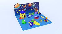 NEW Мягкая игровая комната Космос, фото 1