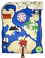 Игрушка дидактическая Карта