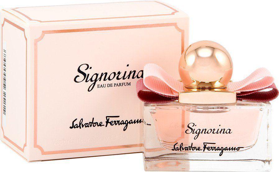 Signorina Salvatore Ferragamo (100 мг )