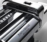 Marcato Ampia Motor 180 mm  электрическая тестораскатка - лапшерезка раскатка для теста, фото 3