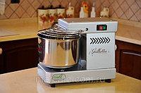 Спиральная тестомешалка Famag Grilletta IM 5 SILVER тестомесильная машина для дома и бизнеса