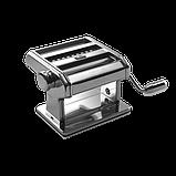 Оптом и розницу Marcato Design Ampia 150 mm механическая машинка для раскатки теста и резки лапши, фото 5