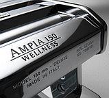 Оптом и розницу Marcato Design Ampia 150 mm механическая машинка для раскатки теста и резки лапши, фото 3