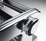 Оптом и розницу Marcato Design Ampia 150 mm механическая машинка для раскатки теста и резки лапши, фото 4