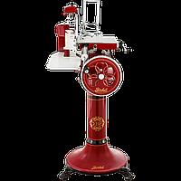 Слайсер - ломтерезка Berkel Flywheel Volano B300 + подставка в комплекте, цвет красный, фото 1