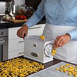 Marcato Atlas Regina машинка для изготовления макарон, макаронный экструдер для 5 видов пасты, фото 4