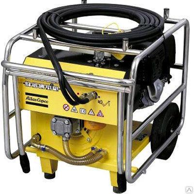 Мобильная гидростанция  ATLAS COPCO LP 13-20 DEL