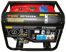 Генератор  бензиновый ТСН ZZ 7600 ЕW CАГ