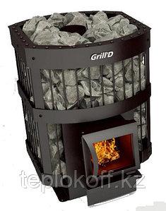 Печь для бани Grill'D Leo 130 Short black