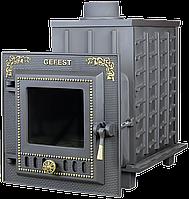 Печь банная чугунная Гефест ПБ-04М-ЗК
