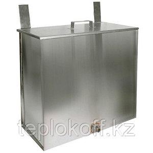 Бак Феррум Комфорт навесной, 60 л, нержавеющий (AISI 201/1,0 мм), прямоугольный