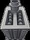 Печь банная чугунная Гефест ПБ-02М-ЗК, фото 2