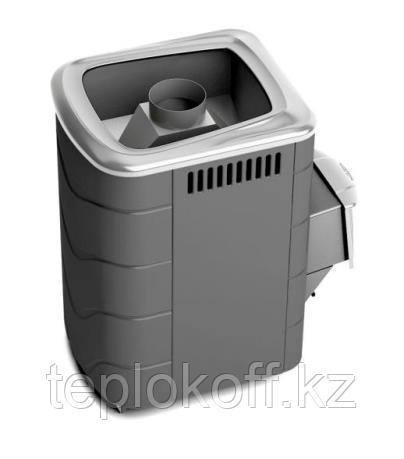 Печь для бани ТМФ Компакт 2013 Carbon нерж.дверца антрацит