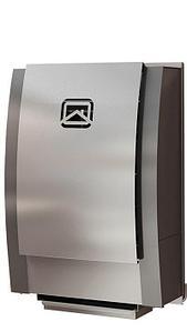 Печь для бани электрическая Теплодар SteamFit-3 настенная 8 кВт со встроенным парообразователем от 8 до 12 м3