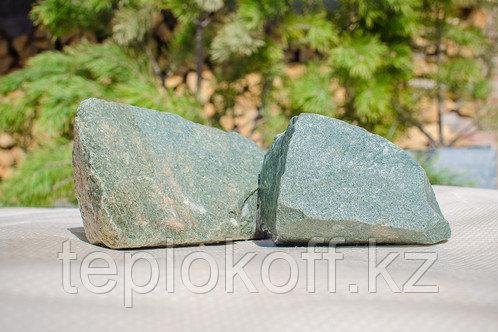 Камень для бани Порфирит колотый 20 кг, коробка