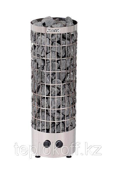 Электрокаменка (электрическая печь) Harvia Cilindro PC90 со встроенным пультом (HPC900400)