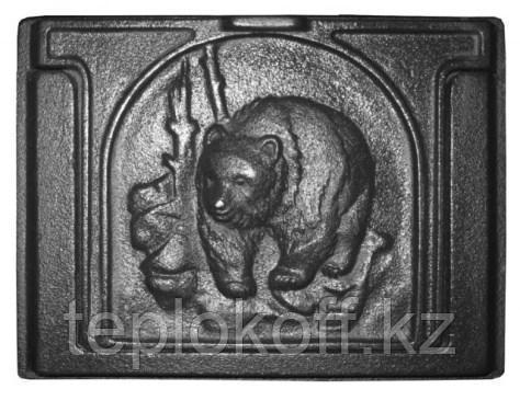 Дверца чугунная прочистная ДПр-3, 200*149*54 мм, Рубцовск