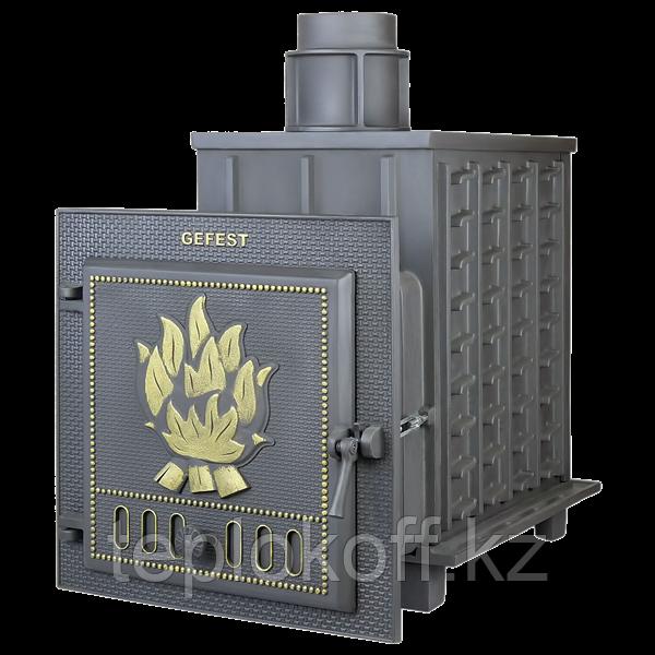 Печь банная чугунная Гефест ПБ-02-ЗК