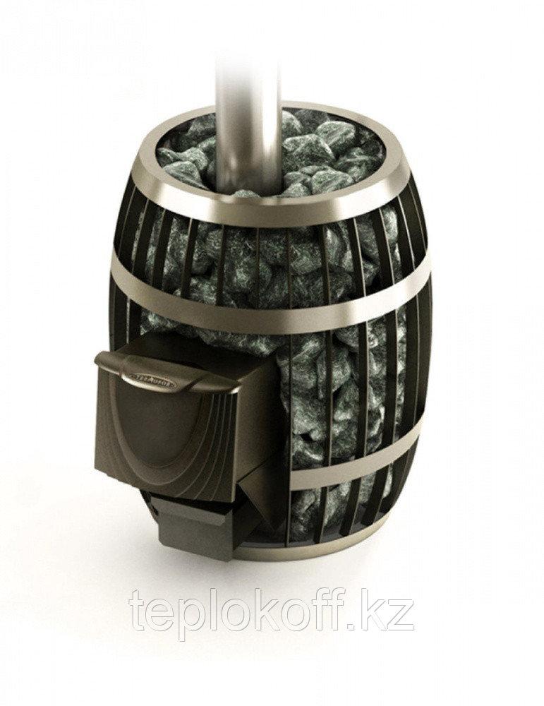 Печь для бани ТМФ Саяны Carbon дверца антрацит