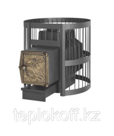 Печь для бани Везувий Легенда Стандарт 28 (ДТ-4) дровяная