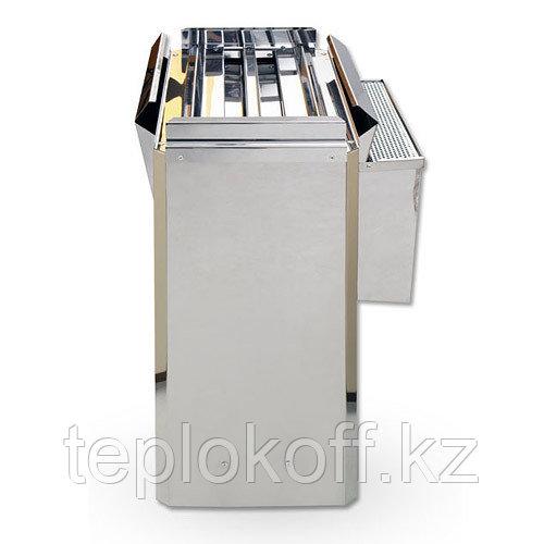 Печь для бани электрическая Kristina с испарителем 10 кВт Политех